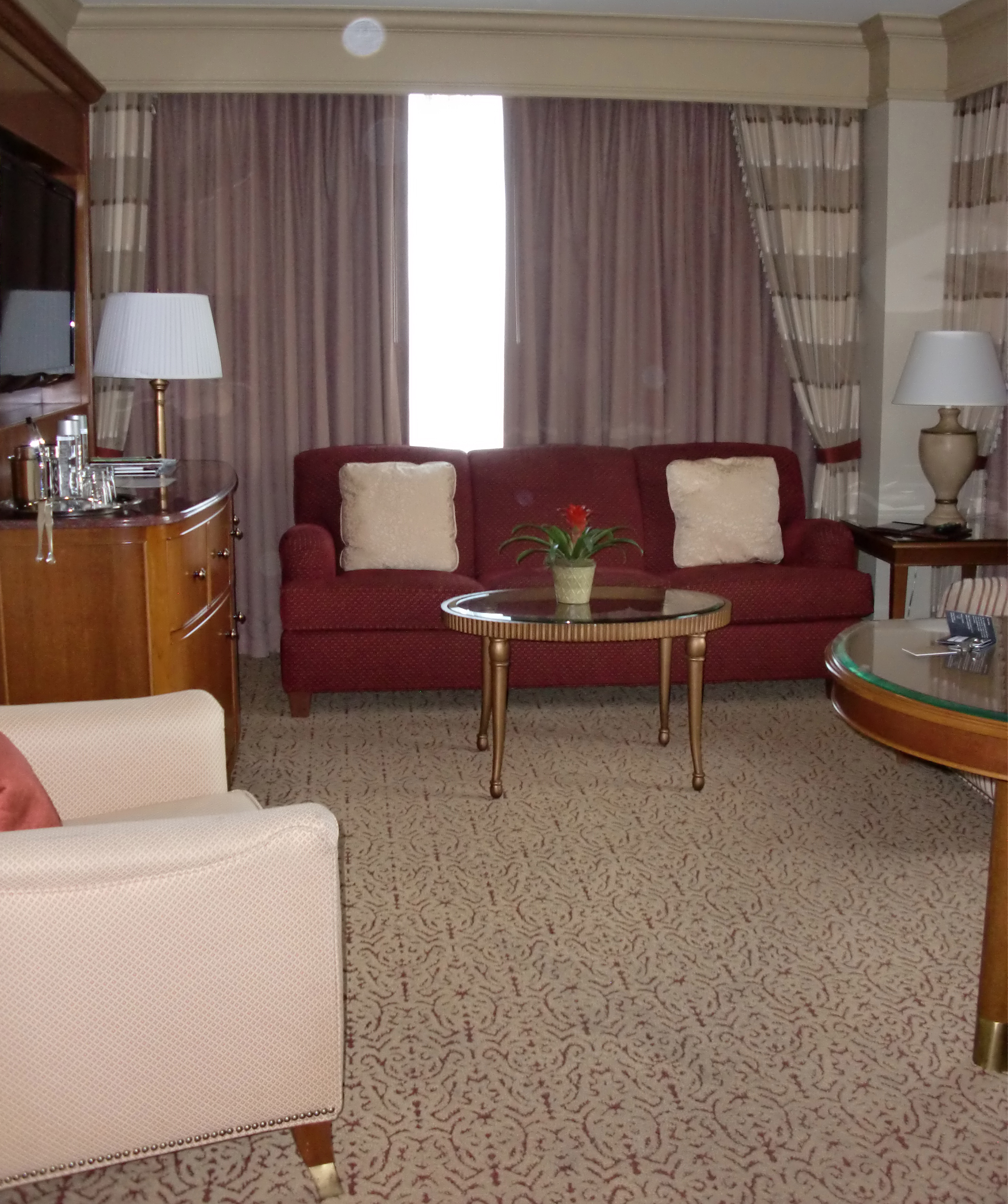 Old Living Room: Conrad Indianapolis: As Distinctively Yours As A Little