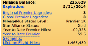 Why do I continue to fly on United Airlines?  Good question.