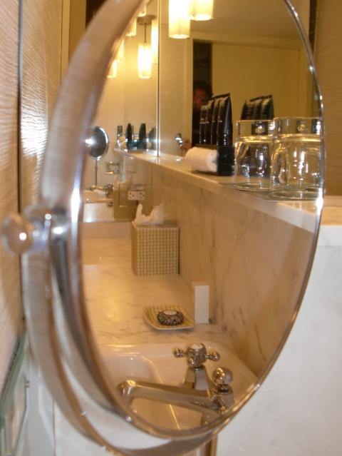 Bathroom shot.  1115 70 Park, NY.