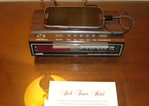 70's clock technology.