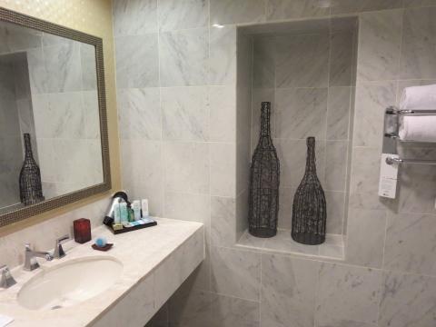 Bathroom art (in bathroom 1)