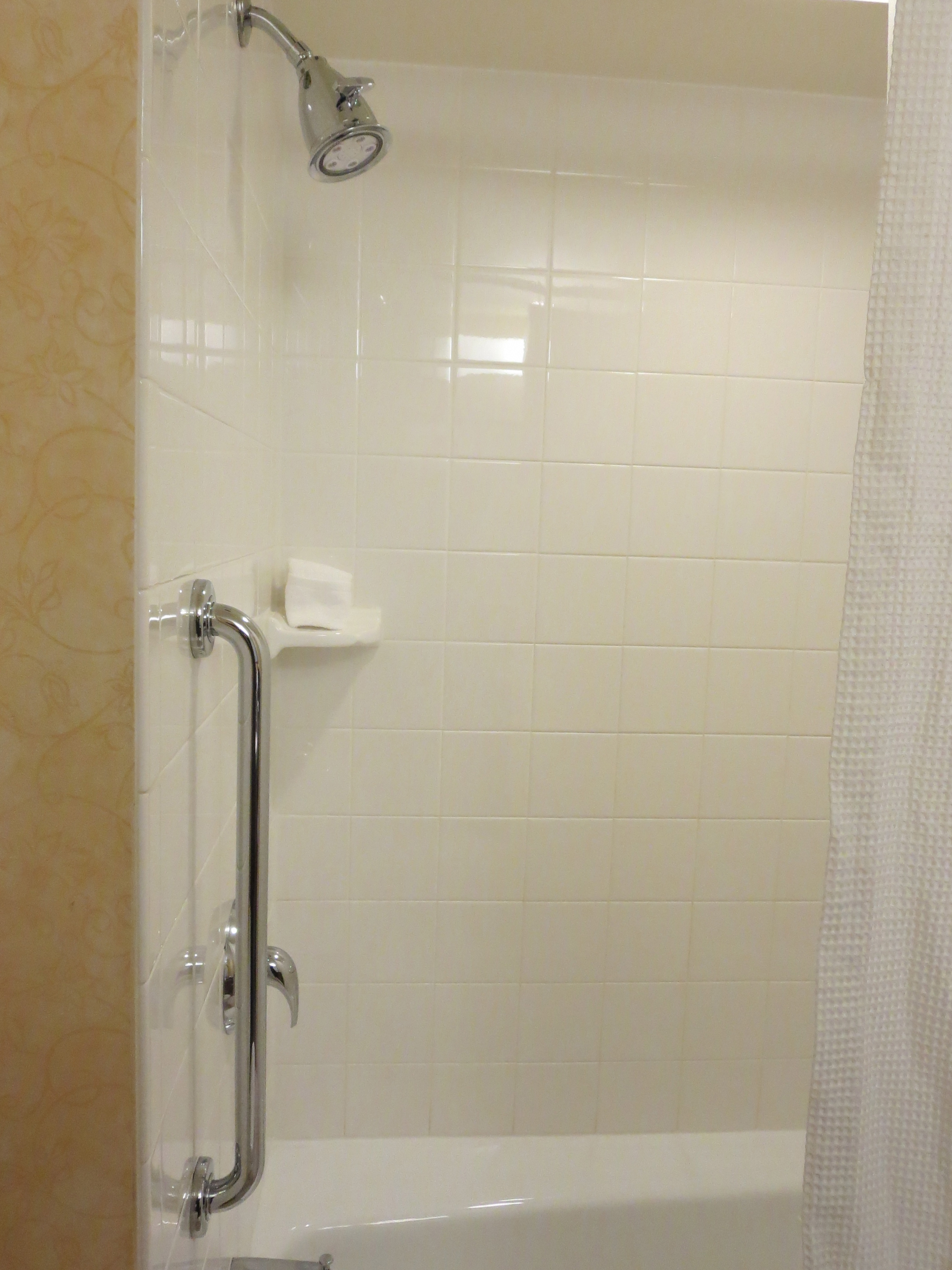 This Is A Plastic Shower. Bane Of This Blogu0027s Existence.