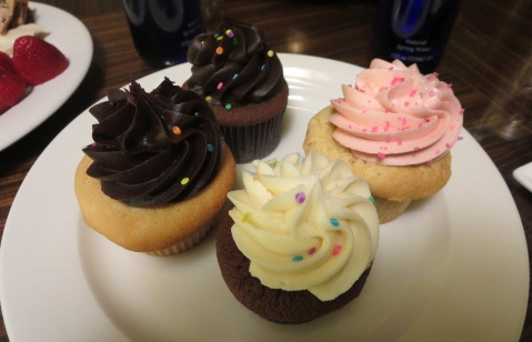 Cupcakes from Jerry Chou