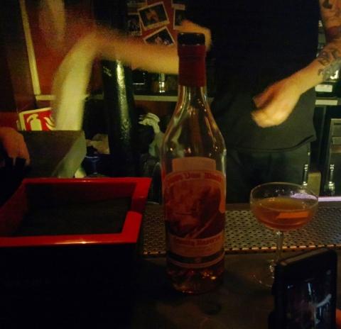 Pappy van Winkle 20 bourbon