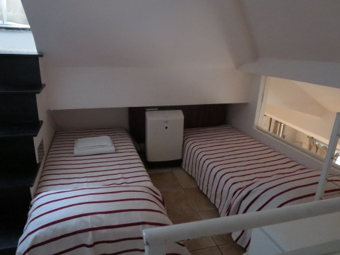 Upstairs small bedroom