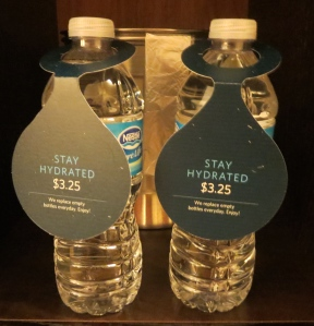 Water for sale = bad