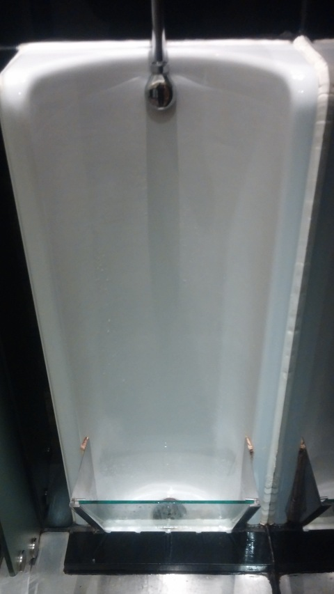 UK Urinal: Savoy