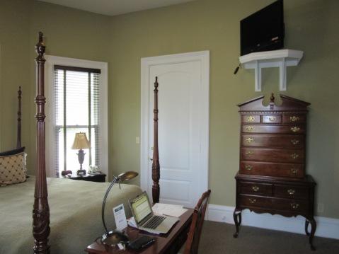 Room 31 Grant Street Inn