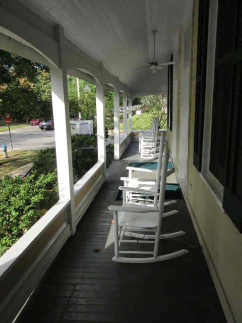 The deck off 31