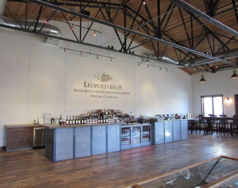 Leopold Bros Distillery