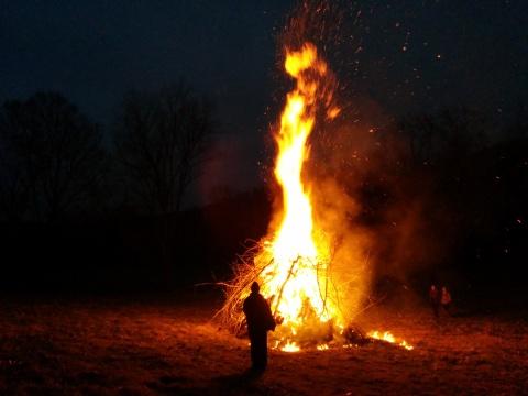 Solstice Fire 2014