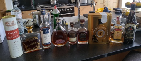 The Lineup: 12 rums
