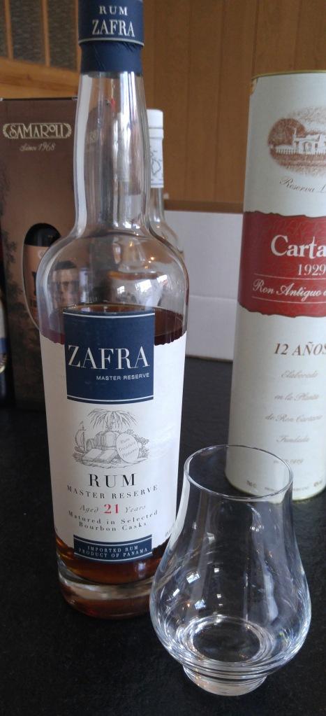 Zafra 21 Yrs - PANAMA