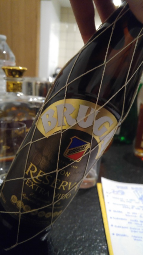 Brugal reserve extra viejo - DOMINICAN REPUBLIC