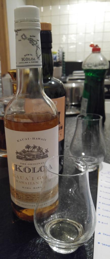 Koloa Kaua'i gold - HAWAII