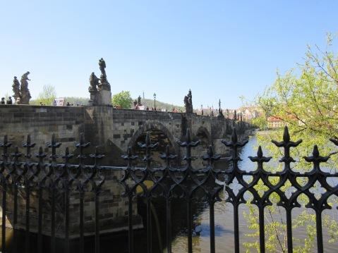 Charles Bridge: Prague