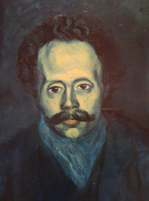 Blue period Picasso